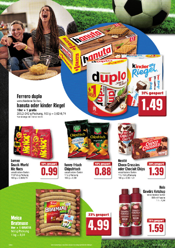 Edeka » Zakupy w Niemczech