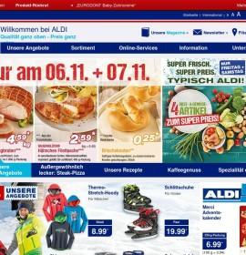 Aldi Nord – Supermarkety & sklepy spożywcze w Niemczech, Meiningen