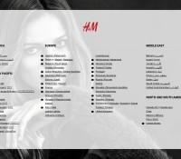 H&M – Moda & sklepy odzieżowe w Niemczech, Köln