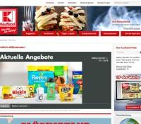 Kaufland – Supermarkety & sklepy spożywcze w Niemczech, Dessau