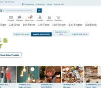 Lidl – Supermarkety & sklepy spożywcze w Niemczech, Calau