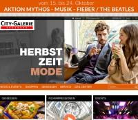 City-Galerie Augsburg – galeria handlowa Augsburg, Niemcy