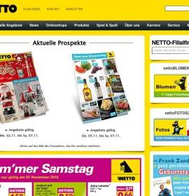 Netto – Supermarkety & sklepy spożywcze w Niemczech, Bismark