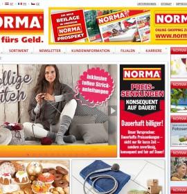 Norma – Supermarkety & sklepy spożywcze w Niemczech, Passau