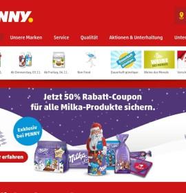 Penny – Supermarkety & sklepy spożywcze w Niemczech, Landau / Isar