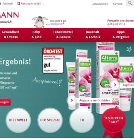 Rossmann – Drogerie & perfumerie w Niemczech, Oberau