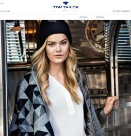 Tom Tailor Denim – Moda & sklepy odzieżowe w Niemczech, Berlin