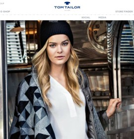 Tom Tailor Kids Outlet – Moda & sklepy odzieżowe w Niemczech, Berlin