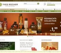 Yves Rocher – Drogerie & perfumerie w Niemczech, Leipzig