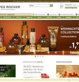 Yves Rocher – Drogerie & perfumerie w Niemczech, Würzburg