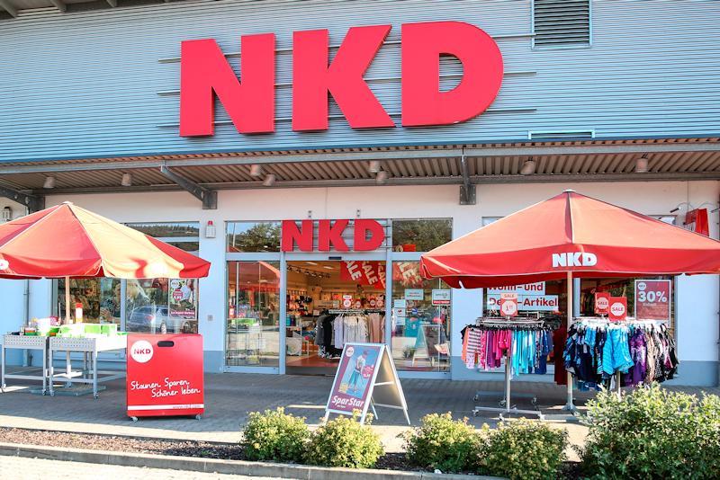 NKD sklep odziezowy Niemcy