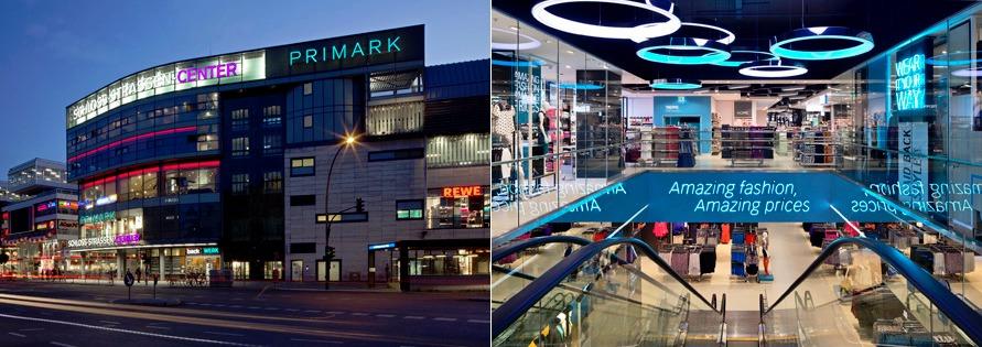 Primark - sklep odzieżowy w Niemczech