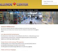 Allende-Center – galeria handlowa Berlin, Niemcy